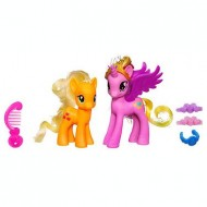 My Little Pony Two Pack - Princess Cadance and Applejack A2658-A2004 di Hasbro