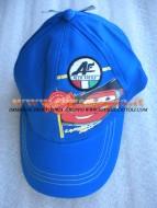 Cappello Cars personaggio Saetta McQueen colore blu