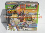 The Trash Pack Trash Wheels Gas N' Go Playset NCR 217800