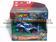 !!!! SCAN 2 GO GALAXY !!!!NOVITA' IN ANTEPRIMA SERIE GALAXY CARS SCAN 2 GO  PERSONAGGIO MYRON SEAGRAM STORM SLAZOR  COD 6798