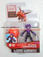 BIG HERO 6 DISNEY PERSONAGGIO HIRO HAMADA PERSONAGGIO DETTAGLIATO CON PIU' DI 8 PUNTI DI ARTICOLAZIONE 10 CM 38600