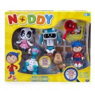 Noddy e amici DreamWorks confezione con 5 personaggi 9 cm circa