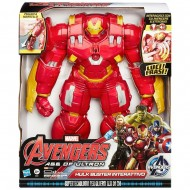 Avengers - Hulk Buster Interattivo parlante - pile comprese -
