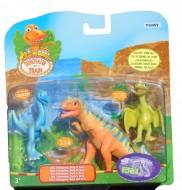 Il treno dei Dinosauri : confezione da tre figure - Mrs. Pteranodon, Boris & Oren LC53051