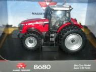 universal hobbies modellino trattori , universal hobbies, novita' Massey Ferguson 8680 cod 2827