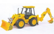 Bruder 02428 JCB 4CX Escavatore scala 1/16 [ cod 02428 ]