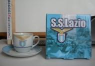 LAZIO TAZZINE DA CAFFE' UFFICIALI X 1 PERSONA