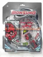 GIOCHI PRERZIOSI !!!! Monsuno !!! Novita' Monsuno PERSONAGGIO MOONFIRE  , toys , BRINQUEDOS ,JUGUETES , JOUETS , giocattolo COD 14531