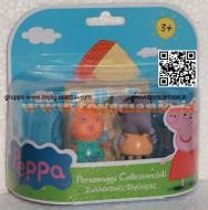 PEPPA PIG BLISTER 2° SERIE MODELLO FORMATO DA CANDY E EMILY CCP 04430
