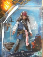 GIOCHI PREZIOSI PIRATES OF THE CARRIBEAN PIRATI DEI CARAIBI PERS.JACK SPARROW 10CM GPZ 33753