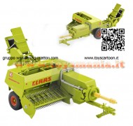 Replicagri 01716400 PRESSA Claas Markant 65 limited edition 1/32 IN METALLO