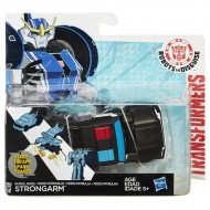 Transformers Robots in Disguise 1-Step Changers Patrol Mode Strongarm B3048-B0068