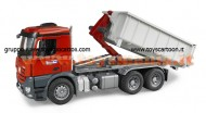 Bruder 03622   MB Arocs camion container ribaltabile   [ cod 03622 ]