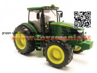 John Deere 6210R Tractor - Big Farm Big Farm from Britains - 1:16 scale (Britains 42837)