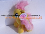 My Little Pony peluche deluxe , pupazzo  Fluttershy 30 cm circa