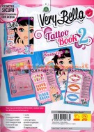 VERY BELLA TATTOO BOOK 2 NOVITA' BEAUTY TIPS , NAIL TATTOO , LIP TATTOO COD  15076