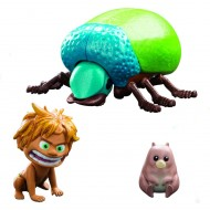 Disney The Good Dinosaur Spot and Beetle Action versione base
