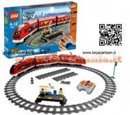 LEGO 7938 CITY® Treno passeggeri Passenger Train - 7938