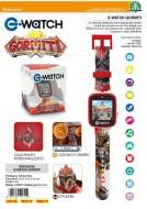 GORMITI ALFA NUOVISSIMA SERIE COLLECTION E-WATCH GORMITI - EWG00000 BARCODE 8056379121312