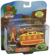 Personaggio Buddy con vagone de Il Treno dei dinosauri LC53001 - LC53001