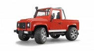Bruder Land Rover Defender Pick Up	[ cod 02591 ]