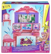 Barbie CDY64 - Specchiera Super strasformabile originale