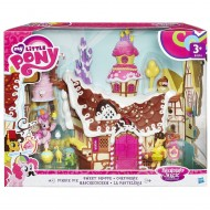 My Little Pony Fim, La Pasticceria di Pinkie Pie di Hasbro B3594