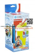 GIG SPOT TV Chill Factor - Bicchiere Slushy Maker per preparare granite COD NCR02277