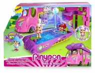 Pinypon Cool Caravan, Playset di Famosa 700015070