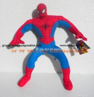 SPIDERMAN , SPIDER MAN , PELUCHE CM 50 CIRCA