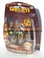 Gormiti  NICK IL SIGNORE DELLA TERRA MISTICA ARMATURA 15 cm PARLANTE COD 1444 GIOCHI , toys , BRINQUEDOS ,JUGUETES , JOUETS , giocattolo
