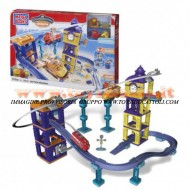 !!!! Chuggington !!!! Mega Bloks Chuggington Coaster Wilson & Action Chugger Jet Pack Adventure  ,   Chuggington montagne russe 96629 giocattoli , toys , BRINQUEDOS ,JUGUETES , JOUET