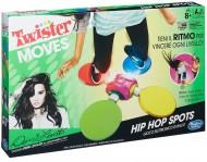 Hasbro - Twister Hip Hop Spots Gioco Elettronico B22211030 GUARDA DEMI LOVATO