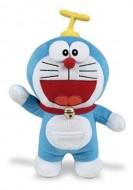 Doraemon 25 cm con elica - Pupazzo peluche originale