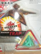Giochi Preziosi Bakugan Trappola serie 2 modello  5 TRIAD EL CONDOR