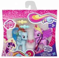 My Little Pony Two Pack - Princess Twilight Sparkle and Rainbow Dash A2657-A2004 di Hasbro