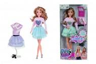 Bianca Fashion Doll con Cambio d'Abito di Simba 109273155