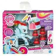 My Little Pony Pony articolati Rainbow Dash B3598 B5680 di Hasbro