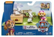 PAW PATROL SKYE & BUNNIES RESCUE SET SPINMASTER
