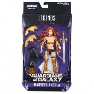 Marvel Legends, Guardiani della Galassia Vol. 2 - Figura Angela 15cm C0621-C0079