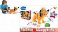 IMC Toys 181243 - Mickey Mouse Pluto Camminante Filoguidato con Suoni