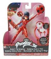 Miraculous Personaggio Deluxe con Funzione, 19 cm, Ladybug di Giochi Preziosi MRA07000