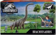 0887961867053 Jurassic mattel World- Brachiosauro Dinosauro Alto Oltre 70 cm Giocattolo per Bambini 4+ Anni, GNC31