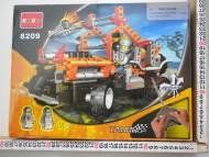 COSTRUZIONI TIPO LEGO MODELLO AUTO TAURUS BANBAO 8209