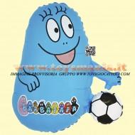 Grabo palloni gonfiabili Barbapapa blu