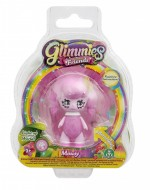 Giochi Preziosi - Glimmies Rainbow Friends Blister Singolo, Mousy