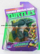 TARTARUGHE NINJA TURTLES MUTAGEN OOZE PERSONAGGIO LEATHER HEAD 12 CM COD GPZ 93800