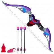 Nerf Rebelle, Arco dei segreti di colore viola di Hasbro B0344
