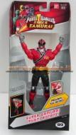 !!!!! NOVITA' 2012 !!!!!  NUOVI POWER RANGERS Super SAMURAI PUGNI ROTANTI personaggi fuoco ROSSO,  16,5 CM toys , BRINQUEDOS ,JUGUETES , JOUETS , giocattolo COD 69001