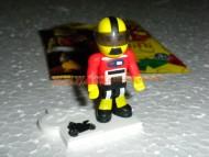 !!!! GIOCATTOLI MINIOMINI !!!! PERSONAGGIO OMINI O-MINI PERSONAGGIO TINO ,GIOCATTOLO COMPATIBILE CON LEGO COD 404010